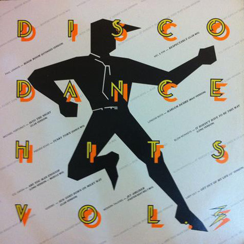 Various – Disco Dance Hits Vol.3 (transparent)