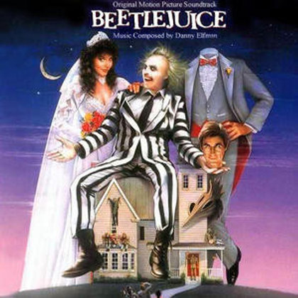 Danny Elfman ‎– Beetlejuice (Original Motion Picture Soundtrack)