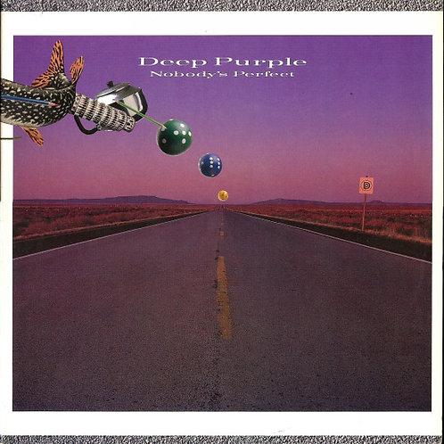 Deep Purple – Nobody's Perfect(2LP)