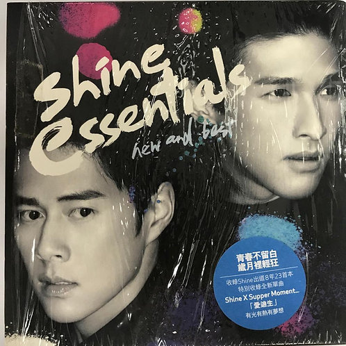 Shine -Essentials 新歌+精選 (2CD)