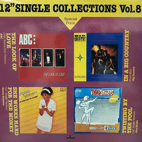 """Various – 12"""" Single Collections Vol.8"""