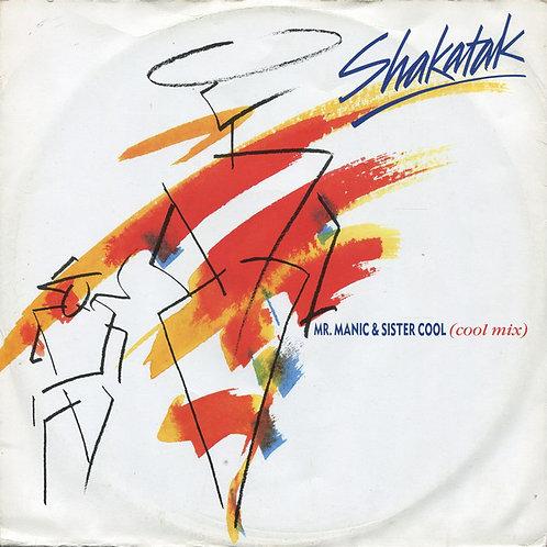 Shakatak – Mr. Manic & Sister Cool (Cool Mix)