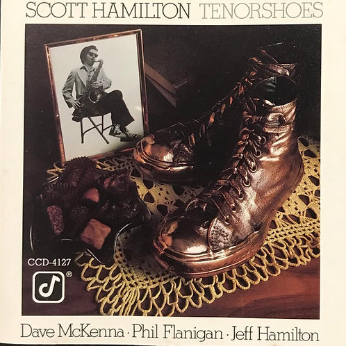 Scott Hamilton – Tenorshoes