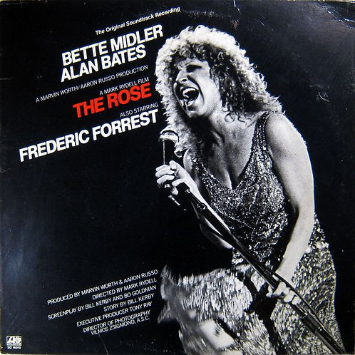 Bette Midler ‎– The Rose (The Original Soundtrack Recording)