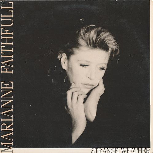 Marianne Faithfull – Strange Weather