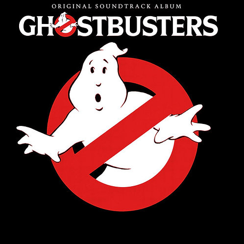 Various – Ghostbusters (Original Soundtrack Album)