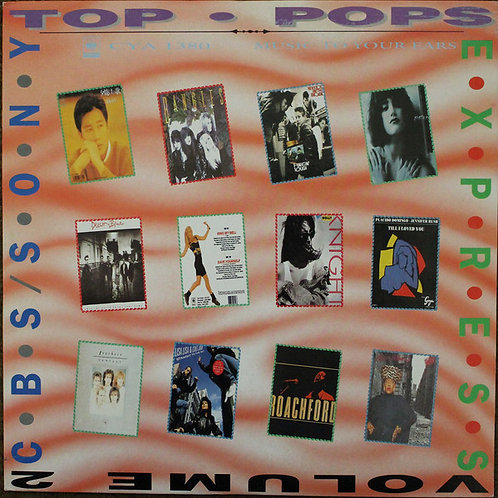 Various ‎– Top Pops Express Volume 2