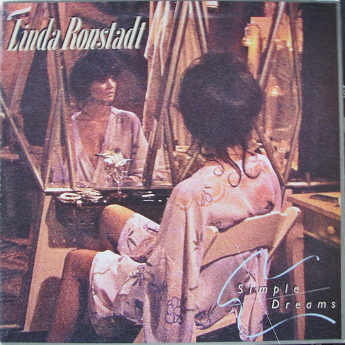 Linda Ronstadt – Simple Dreams(US Version)