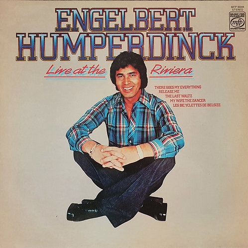Engelbert Humperdinck – Live At The Riviera
