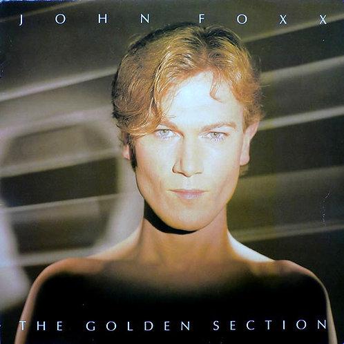John Foxx – The Golden Section