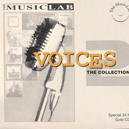 The Music Lab - Voices 2
