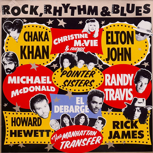 Various – Rock, Rhythm & Blues(MINT)