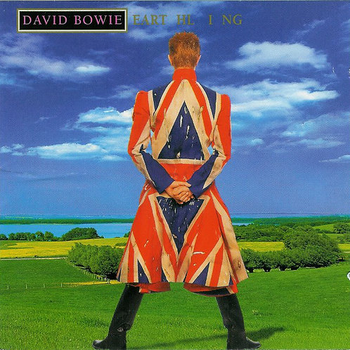 David Bowie – Earthling