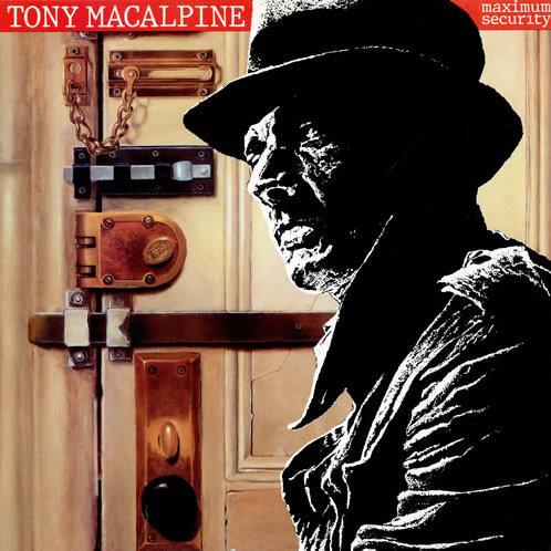 Tony MacAlpine – Maximum Security