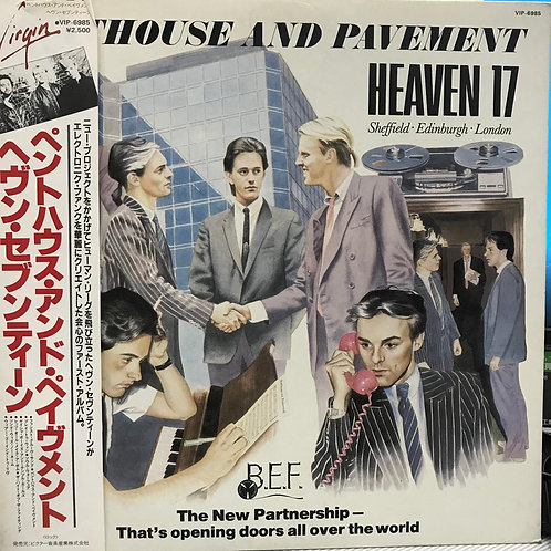 Heaven 17 ‎– Penthouse And Pavement