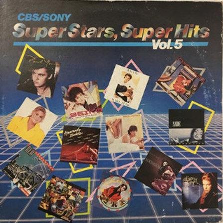 Various – CBS/SONY  Super Stars, Super Hits Vol.5