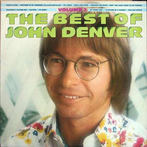 John Denver – The Best Of John Denver Volume 2