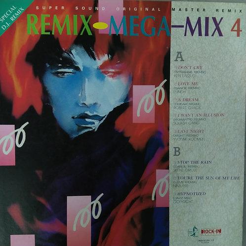 Various – Remix Mega-Mix 4