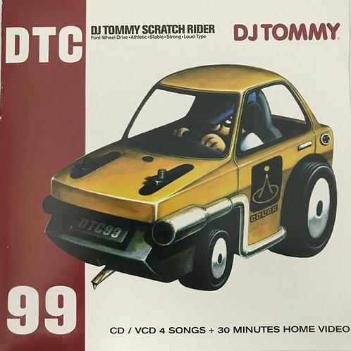DJ Tommy -  Scratch Rider(CD+VCD)