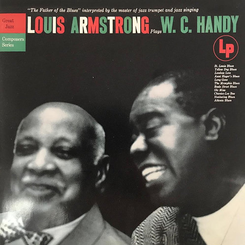 Louis Armstrong – Plays W. C. Handy