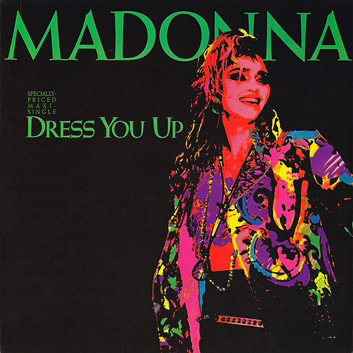 Madonna ‎– Dress You Up