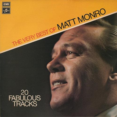 Matt Monro – The Very Best Of Matt Monro