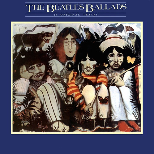The Beatles ‎– The Beatles Ballads
