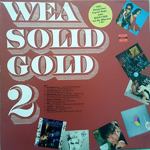 Various – WEA Solid Gold 2
