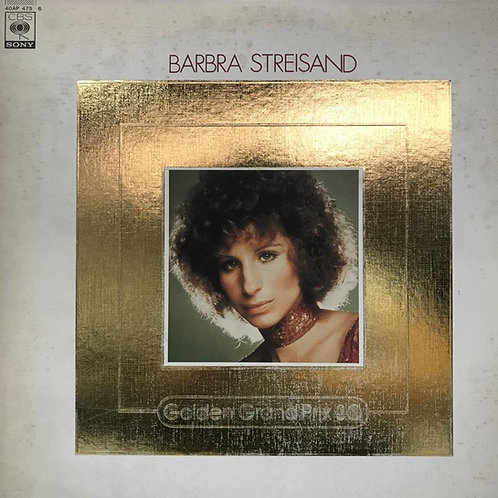 Barbra Streisand ‎– Golden Grand Prix 30(2LP)