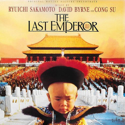 坂本龍一 Ryuichi Sakamoto, David Byrne And Cong Su – The Last Emperor