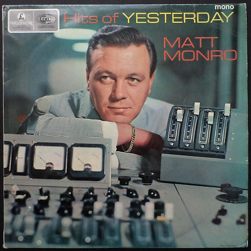 Matt Monro – Hits Of Yesterday