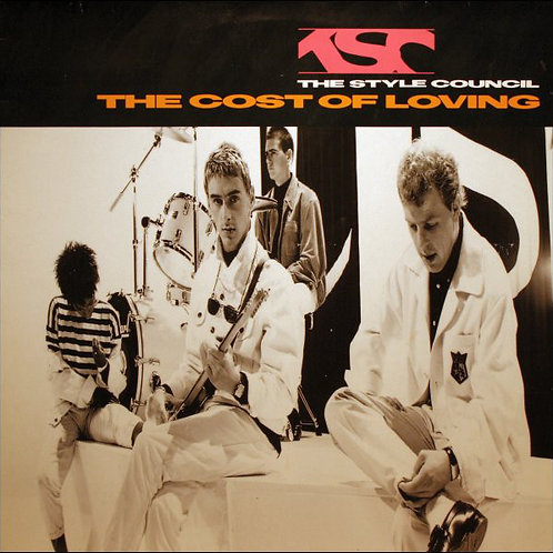 The Style Council ‎– The Cost Of Loving