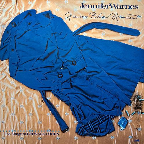 Jennifer Warnes – Famous Blue Raincoat.