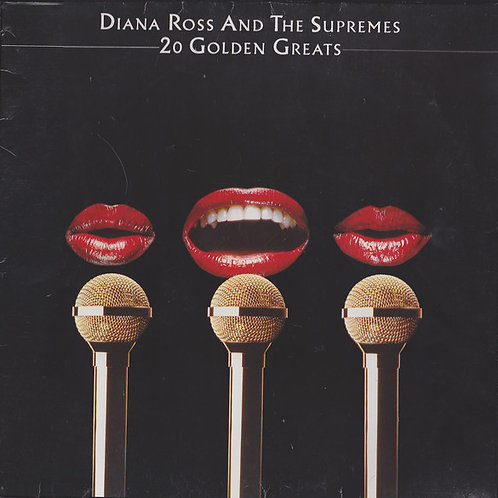 Diana Ross & The Supremes – 20 Golden Greats