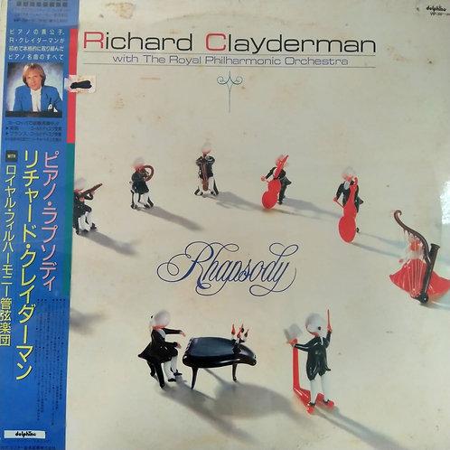 Richard Clayderman – Rhapsody(2LP)(MINT)