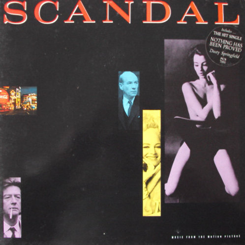 Various – Scandal (Music From The Motion Picture)