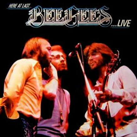 Bee Gees – Here At Last - Live(2LP)