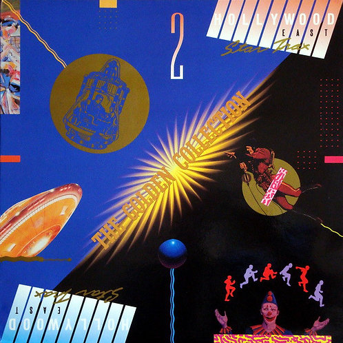 Various – Hollywood East Star Trax - The Golden Collection
