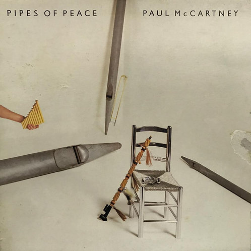 Paul McCartney ‎– Pipes Of Peace