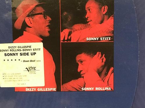 Dizzy Gillespie - Sonny Stitt - Sonny Rollins – Sonny Side Up