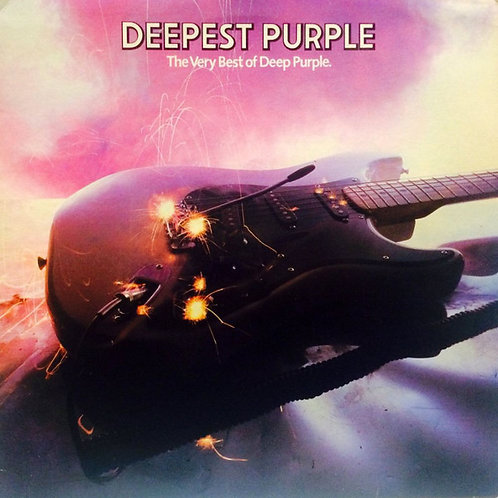 Deep Purple ‎– Deepest Purple (The Very Best Of Deep Purple)