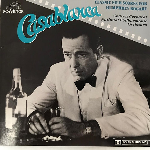 Charles Gerhardt / National Philharmonic Orchestra – Casablanca - Classic Film
