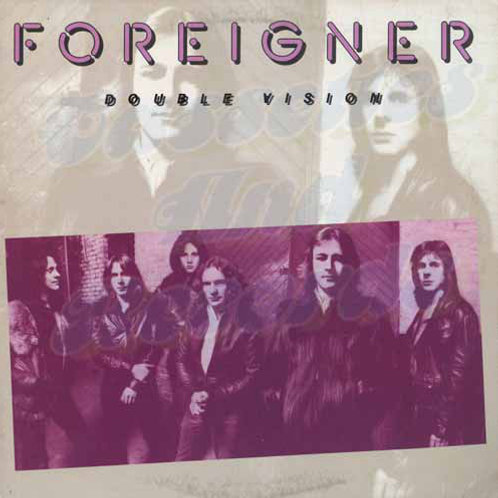Foreigner ‎– Double Vision