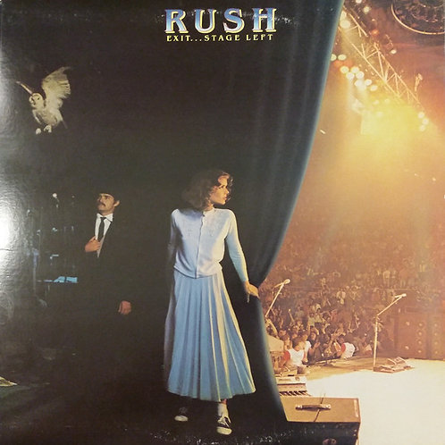 Rush – Exit...Stage Left(2LP)