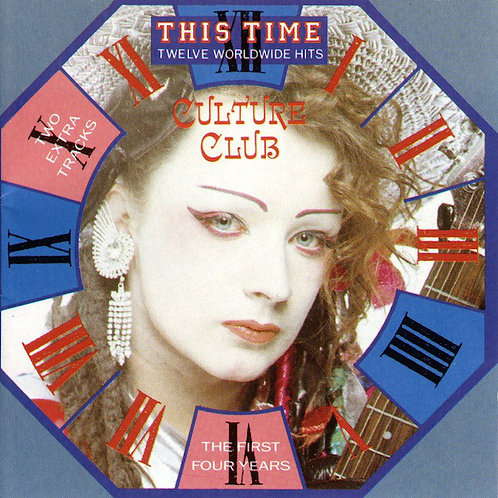 Culture Club ‎– This Time - Culture Club (The First Four Years)
