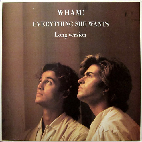 Wham! – Everything She Wants (Long Version)