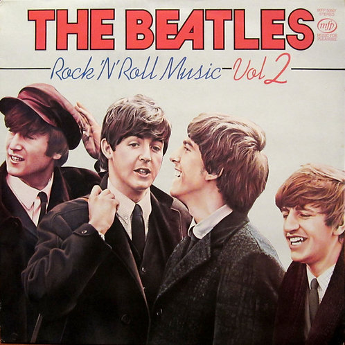 The Beatles – Rock 'N' Roll Music Vol. 2