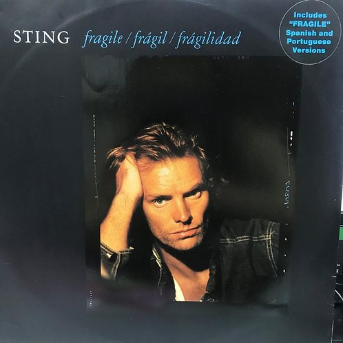 Sting ‎– Fragile