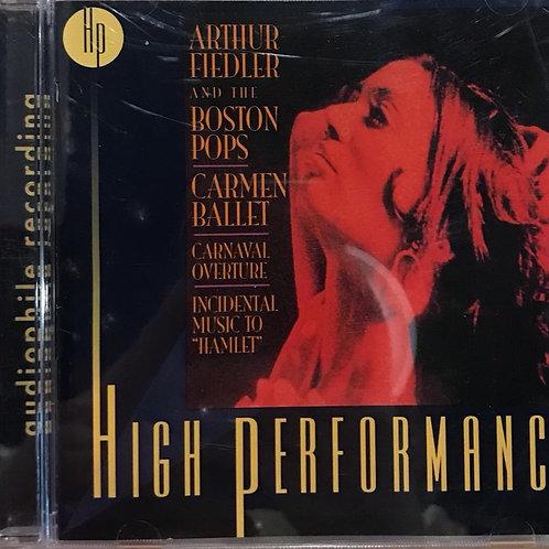 The Boston Pops Orchestra, Arthur Fiedler – Carmen Ballet