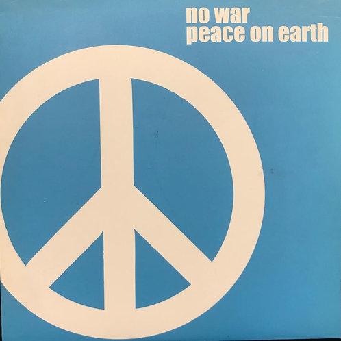 No War Peace on Earth